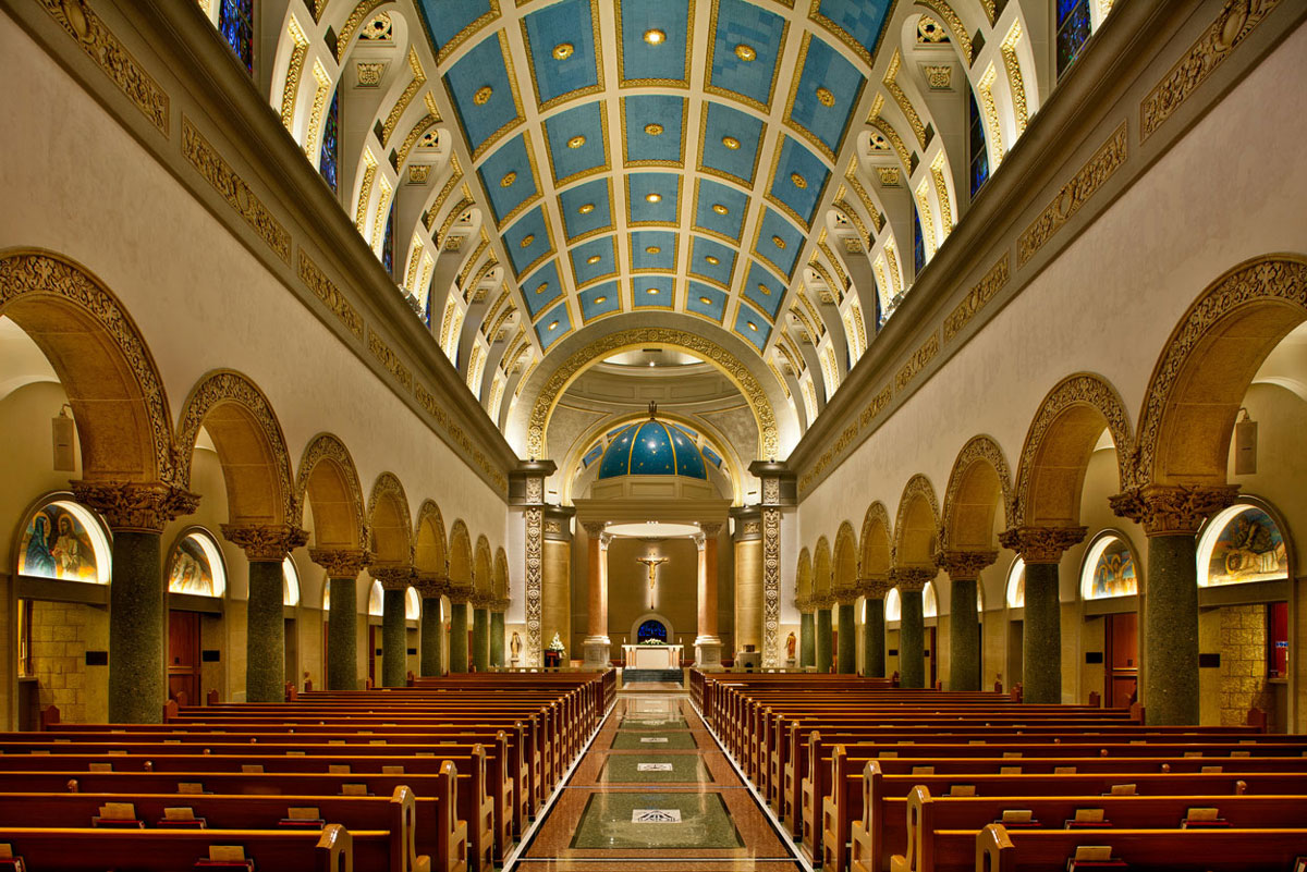 The Immaculata Parish | Lightstyle Automated Systems