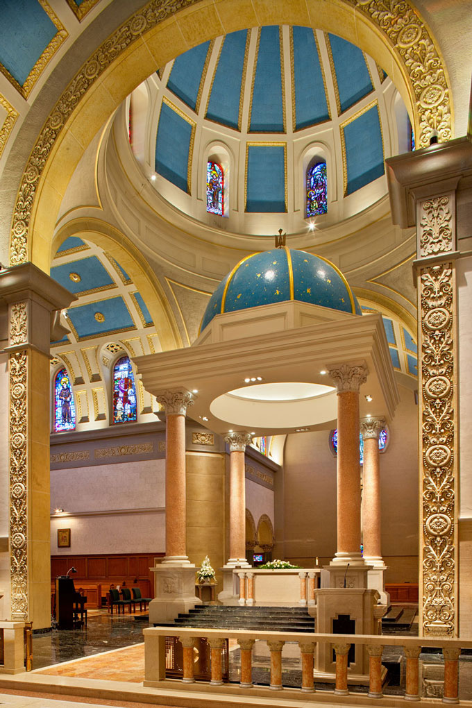 The Immaculata Parish Lightstyle Automated Systems